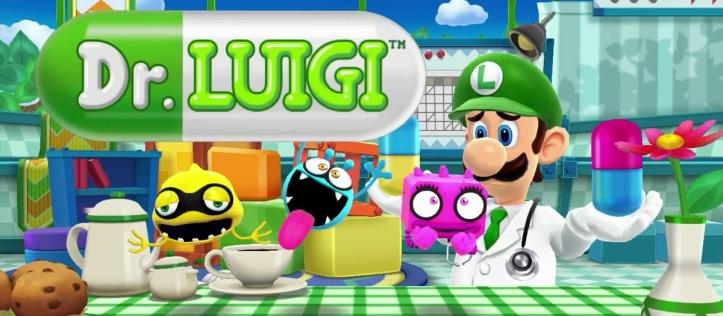 Dr. Luigi Dr. Mario