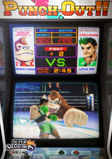 Little Mac Super Smash Bros Wii U & 3DS 01