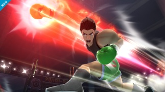 Little Mac Super Smash Bros Wii U & 3DS 02
