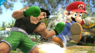 Little Mac Super Smash Bros Wii U & 3DS 03