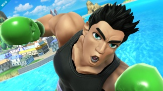 Little Mac Super Smash Bros Wii U & 3DS 04