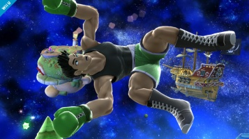 Little Mac Super Smash Bros Wii U & 3DS 06