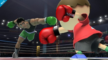 Little Mac Super Smash Bros Wii U & 3DS 07