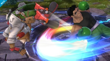 Little Mac Super Smash Bros Wii U & 3DS 08