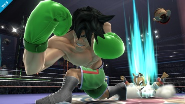 Little Mac Super Smash Bros Wii U & 3DS 09