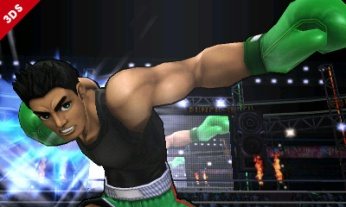 Little Mac Super Smash Bros Wii U & 3DS 10