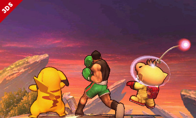Little Mac Super Smash Bros Wii U & 3DS 11