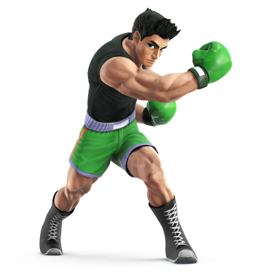 Little Mac Wii U