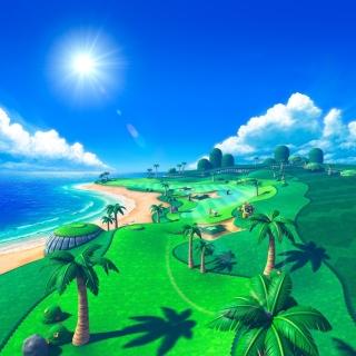 Mario Golf World Tour artworks 01