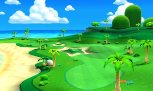 Mario Golf World Tour artworks 05