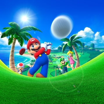Mario Golf World Tour artworks 28