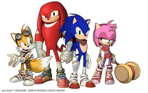 Sonic Boom screenshots 01
