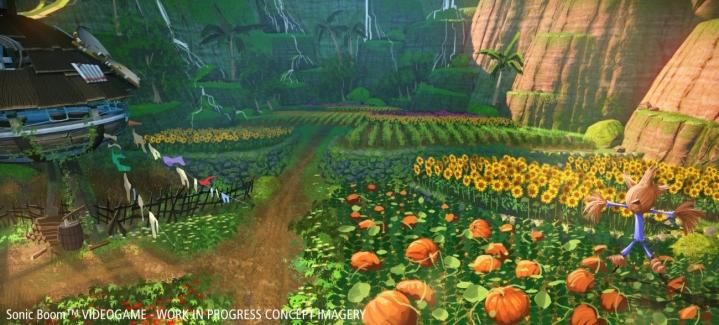 Sonic Boom screenshots 07