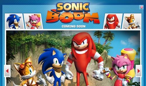 Sonic Boom screenshots 12