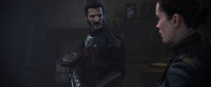 The Order 1886 PS4 screenshots 01