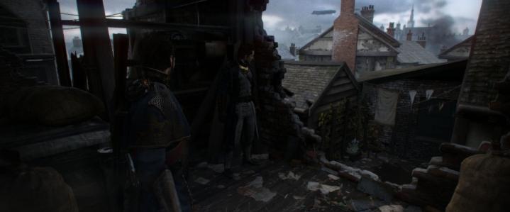 The Order 1886 PS4 screenshots 02