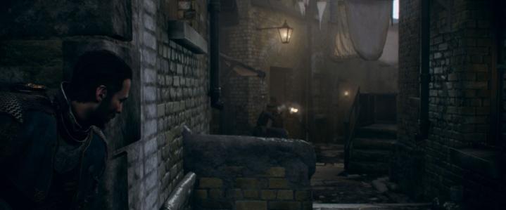 The Order 1886 PS4 screenshots 03