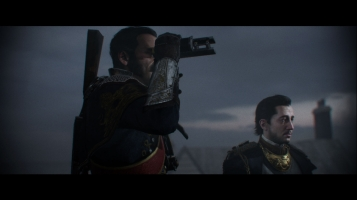 The Order 1886 PS4 screenshots 05