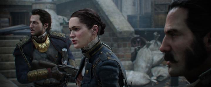 The Order 1886 PS4 screenshots 08
