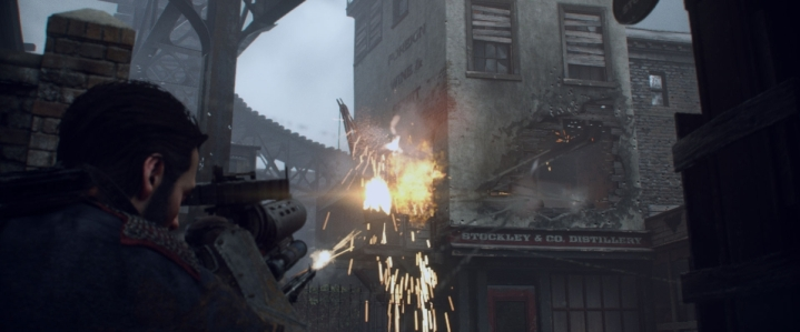 The Order 1886 PS4 screenshots 13