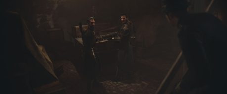 The Order 1886 PS4 screenshots 15
