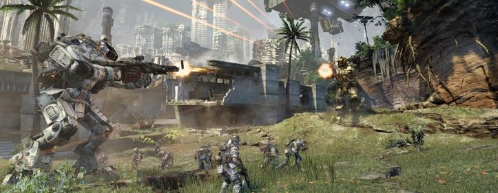 Titanfall Origin beta