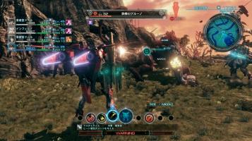 X Xenoblade Wii U screenshots 04
