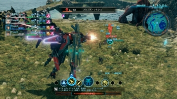 X Xenoblade Wii U screenshots 05