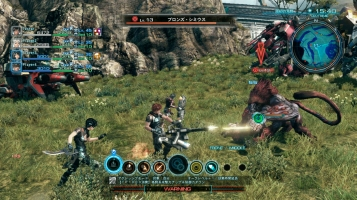 X Xenoblade Wii U screenshots 06