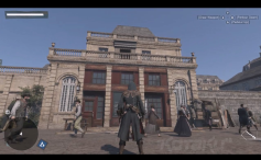 Assassin's Creed Unity screenshots 01