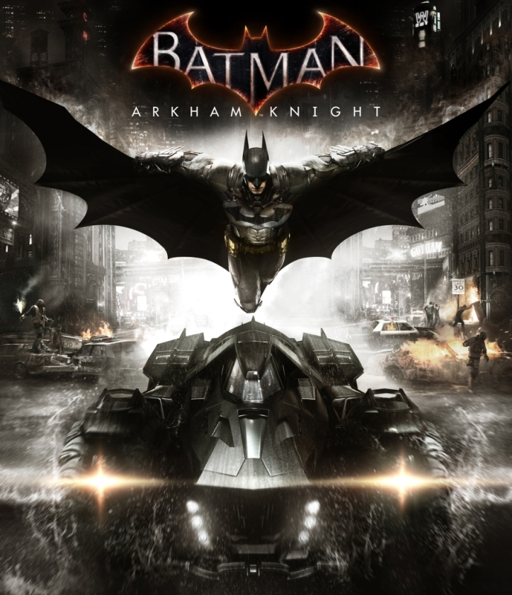 Batman Arkham Knight video game
