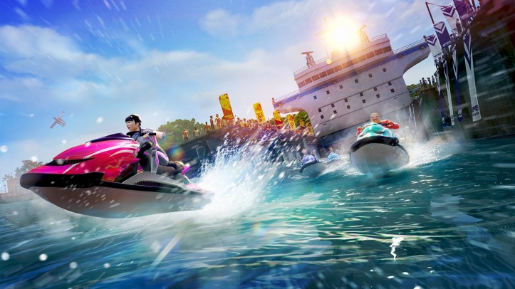 Kinect Sports Rivals screenshots 04