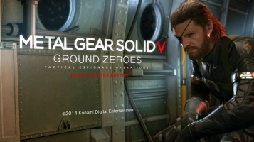 Metal Gear Solid V Ground Zeroes images 04