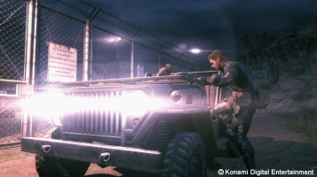 Metal Gear Solid V Ground Zeroes images 06