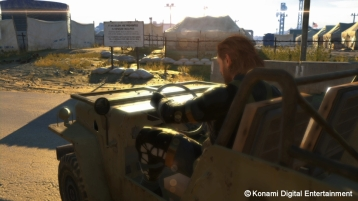 Metal Gear Solid V Ground Zeroes images 11
