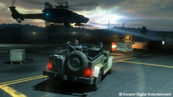Metal Gear Solid V Ground Zeroes images 12
