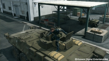Metal Gear Solid V Ground Zeroes images 14