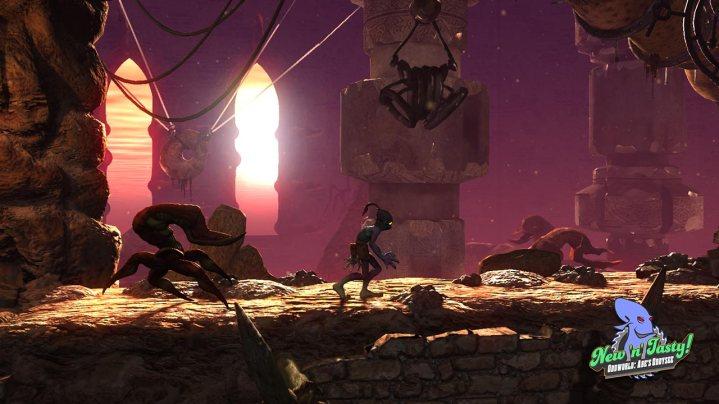 Oddworld New 'n' Tasty! screenshots 11