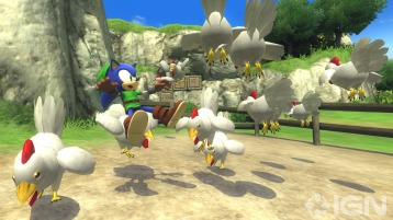 Sonic Lost World Zelda Zone screenshots 01