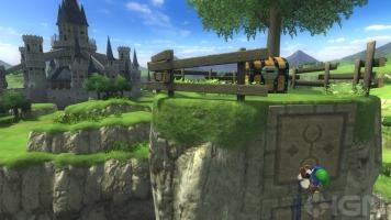 Sonic Lost World Zelda Zone screenshots 02