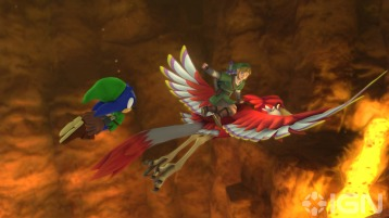 Sonic Lost World Zelda Zone screenshots 05