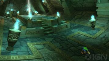 Sonic Lost World Zelda Zone screenshots 06