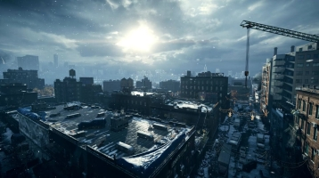 Tom Clancy's The Division screenshots 01