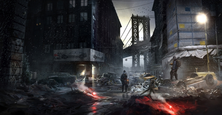 Tom Clancy's The Division screenshots 03