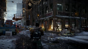 Tom Clancy's The Division screenshots 07