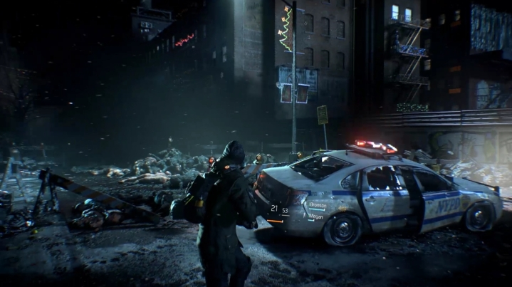 Tom Clancy's The Division screenshots 09