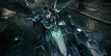 Batman Arkham Knight screenshots 01