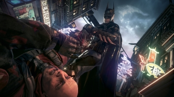 Batman Arkham Knight screenshots 03