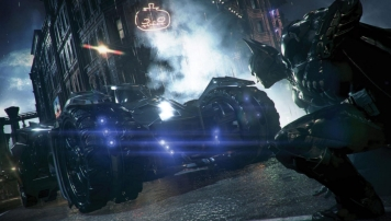 Batman Arkham Knight screenshots 04