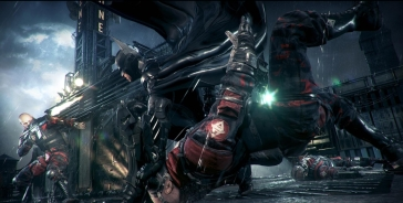 Batman Arkham Knight screenshots 07